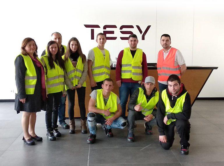 TESY Graduates' Scholarship Program