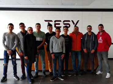 As part of TESY's Sustainable Development Program, students from Gymnasium of Natural Sciences and Mathematics 'Nancho Popovich' in Shumen visited TESY in order to learn about the different career opportunities the company offers to young professionals.  Students, led by the Deputy Director of Training and Class lead of the 11th Grade, Nina Velkova, were impressed […]