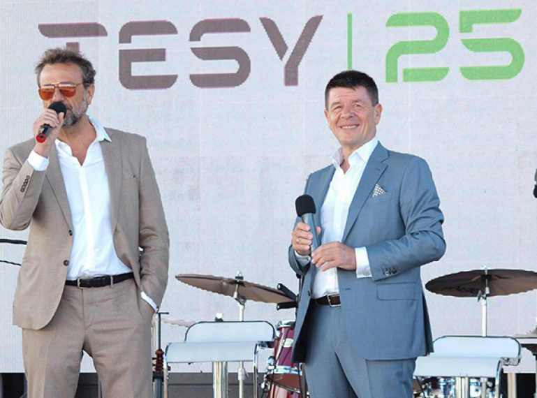 TESY celebrated a quarter-century anniversary