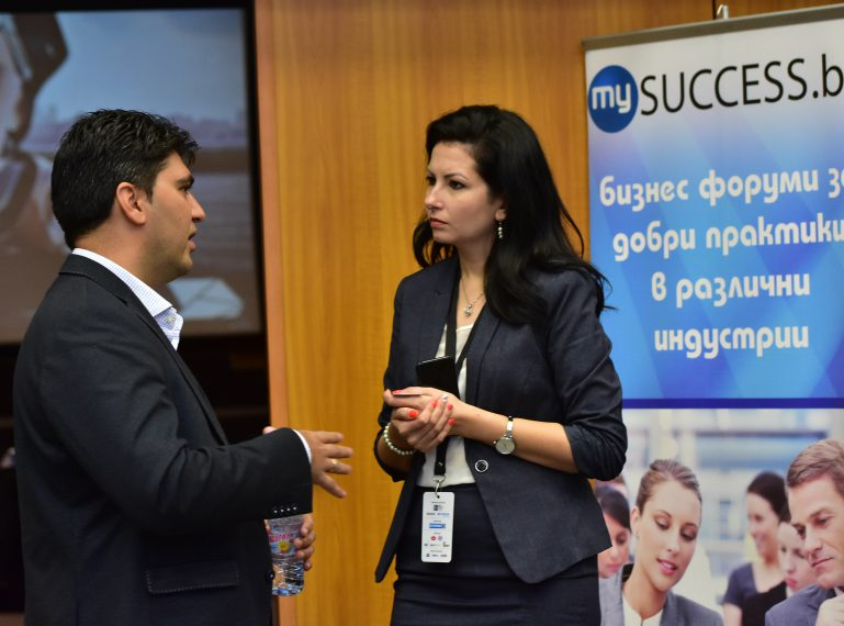 "TESY took part in the ""My Success Cloud"" business forum"