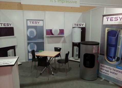 TESY participated for the first time in Project Iran, Tehran