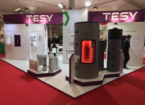 TESY at the trade fair SEEBBE in Serbia