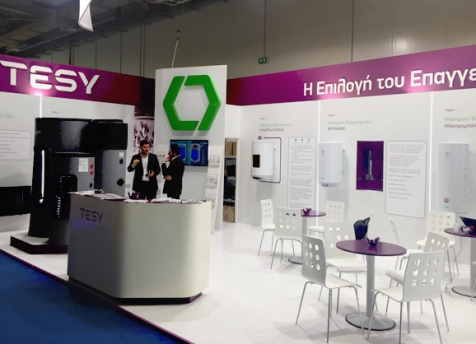 TESY at Climatherm Energy 2018 in Athens