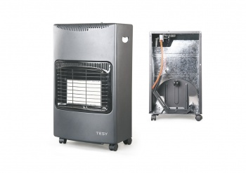 Nonelectric heaters