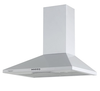 Wall-mounted cooker hoods